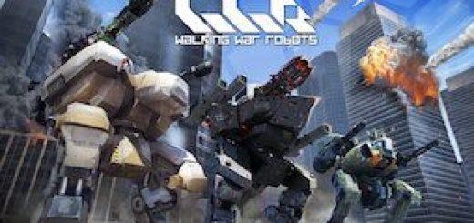 War Robots trucchi oro argento