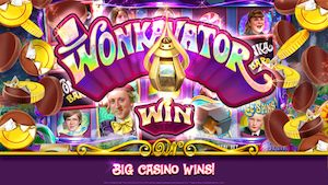Willy Wonka Slots crediti infiniti illimitati ios android facebook