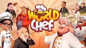 World Chef trucchi ios e android gratis 2016