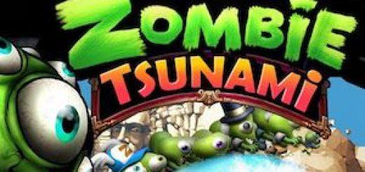 Zombie Tsunami monete e diamanti gratis ios android windows