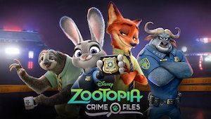 Trucchi Zootropolis Crime Files Oggetti Nascosti