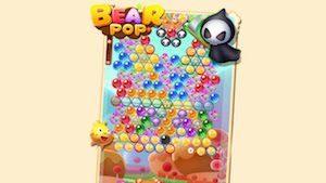 Trucchi Bear Pop Ready? 3 2 1