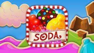 Candy Crush Soda Saga trucchi lingotti oro vite gratis