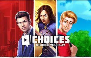 Choices Stories You Play trucchi ios android diamanti chiavi