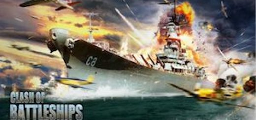 Clash of Battleships trucchi ios android gratis