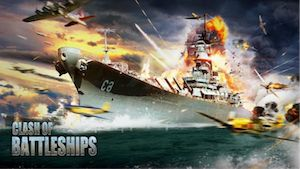 Clash of Battleships trucchi ios android gratis
