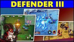 Trucchi Defender III – monete, cristalli ed energia!