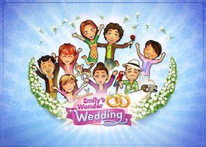 Trucchi Delicious Emily's Wonder Wedding