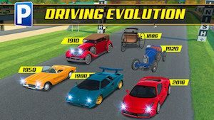 Trucchi Driving Evolution Parking