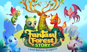 Trucchi Fantasy Forest Land Before Dragons