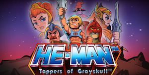 Trucchi He Man Tappers of Grayskull