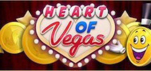 Heart of Vegas monete infinite gratis ios android facebook