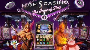 Trucchi High 5 Casino Slot di LAS VEGAS!