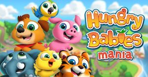 Trucchi Hungry Babies Mania