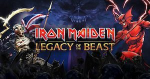 Trucchi Iron Maiden Legacy of the Beast