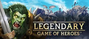 Trucchi Legendary Game of Heroes