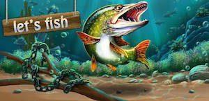 Trucchi Let's Fish Giochi di Pesca Gratis