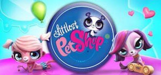 Littlest Pet Shop trucchi aggiornati kibble bling