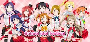 Trucchi Love Live School idol festival