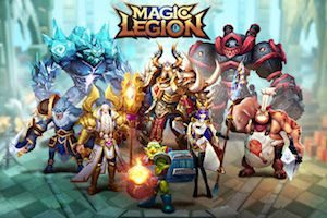 Trucchi Magic Legion Age of Heroes