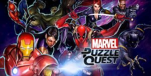 Trucchi Marvel Puzzle Quest – cristalli e oro gratis!