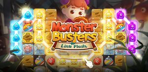 Trucchi Monster Busters Link Flash