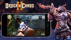 Trucchi Order & Chaos 2 Redemption