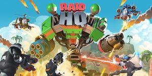 RAID HQ trucchi ios android gratis