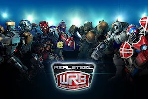 Trucchi Real Steel World Robot Boxing