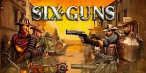 Trucchi Six-Guns Gang Showdown