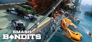 Trucchi Smash Bandits – sblocca tutte le auto!