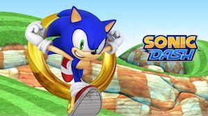 Sonic Dash trucchi ring gratis infiniti