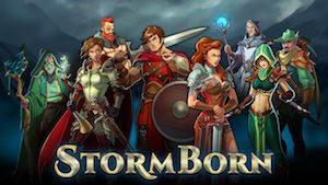 Trucchi StormBorn War of Legends