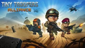 Trucchi Tiny Troopers Alliance