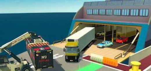 Trucker Parking Simulator 2 ios android trucchi