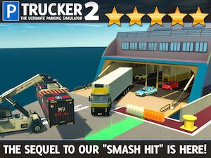 Trucker Parking Simulator 2 ios android trucchi