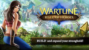 Wartune Hall of Heroes trucchi aggiornati balen oro