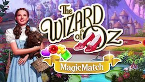 Trucchi Wizard of OZ Magic Match