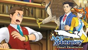 Trucchi Phoenix Wright Ace Attorney Dual Destinies