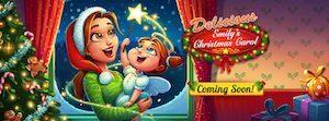Trucchi Delicious Emily's Christmas Carol