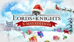 Trucchi Lords & Knights X-Mas Edition