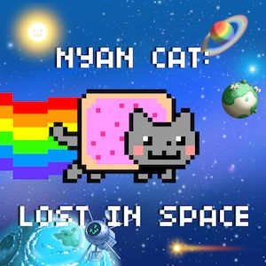 Trucchi Nyan Cat Lost In Space
