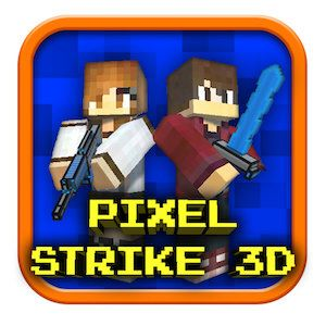 Trucchi Pixel Strike 3D – monete illimitate!