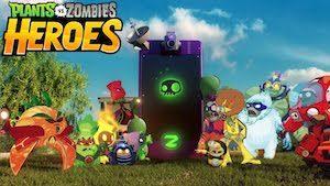 Trucchi Plants vs Zombies Heroes