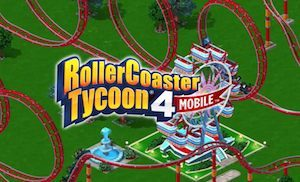 Trucchi RollerCoaster Tycoon 4 Mobile