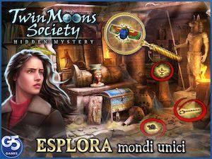 Trucchi Twin Moons Society Il mistero nascosto