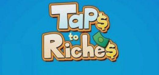gratis-taps-to-riches-trucchi-gemme-infinite-illimitate