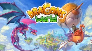 Trucchi Dragons World – Cristalli, oro e cibo!