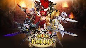 Trucchi Seven Knights – rubini gratis infiniti!