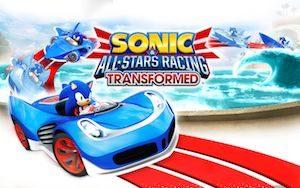 Trucchi Sonic & All-Stars Racing Transformed